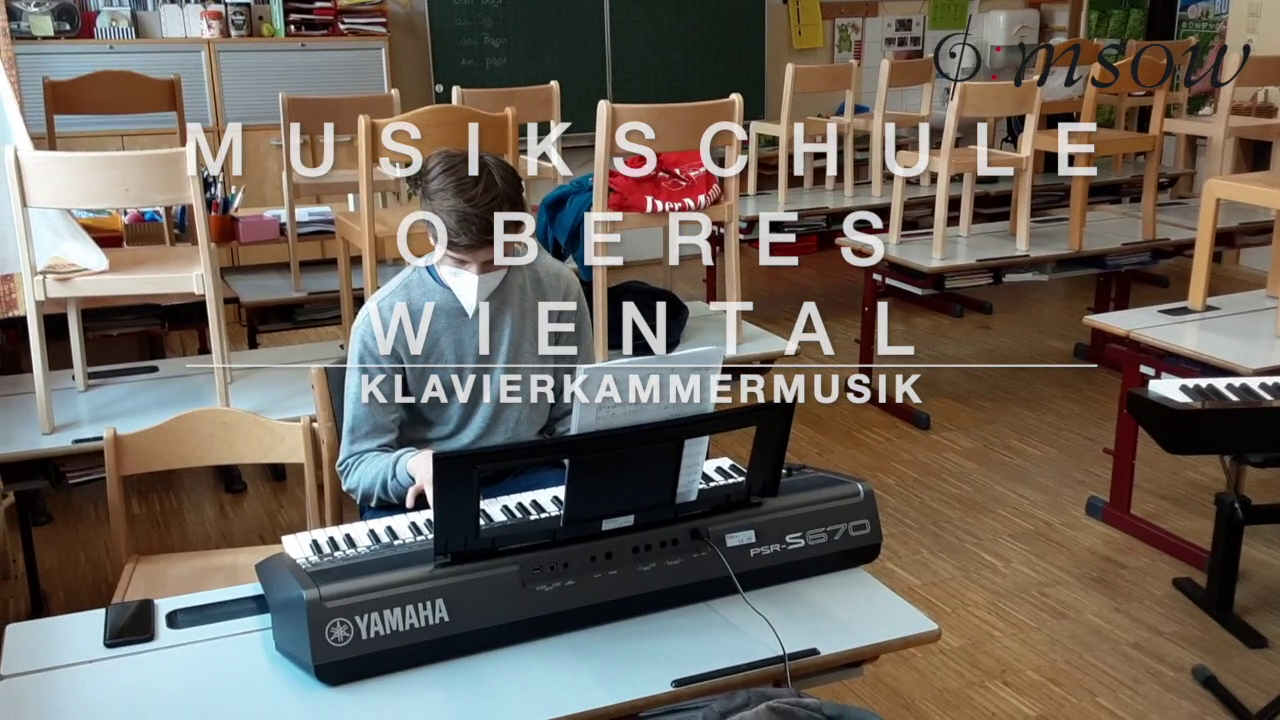 Klavierkammermusik